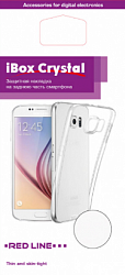 Силиконовая накладка Red Line Ibox Crystal для Samsung Galaxy Note 8 N950 Transparent