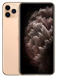 Мобильный телефон  Apple iPhone 11 Pro Max 256GB Dual-Sim (A2220) Gold