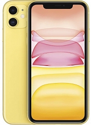 Мобильный телефон  Apple iPhone 11 256GB Dual-Sim (A2223) Yellow