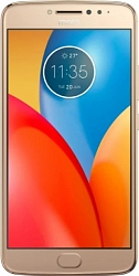 Мобильный телефон  Motorola Moto E4 Plus 16GB XT1771 Gold РСТ