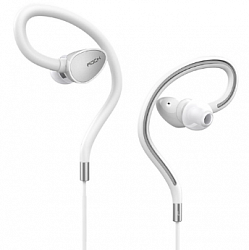 Наушники Rock Zircon Stereo Earphone (RAU0510) White
