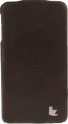 Чехол JisonCase Smart Leather Case для Galaxy Note 3 Brown