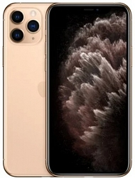 Мобильный телефон  Apple iPhone 11 Pro 512GB Dual-Sim (A2217) Gold